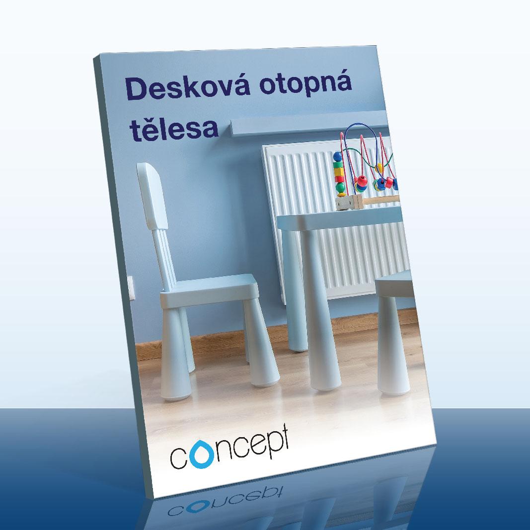 Katalog Concept desková otopná tělesa