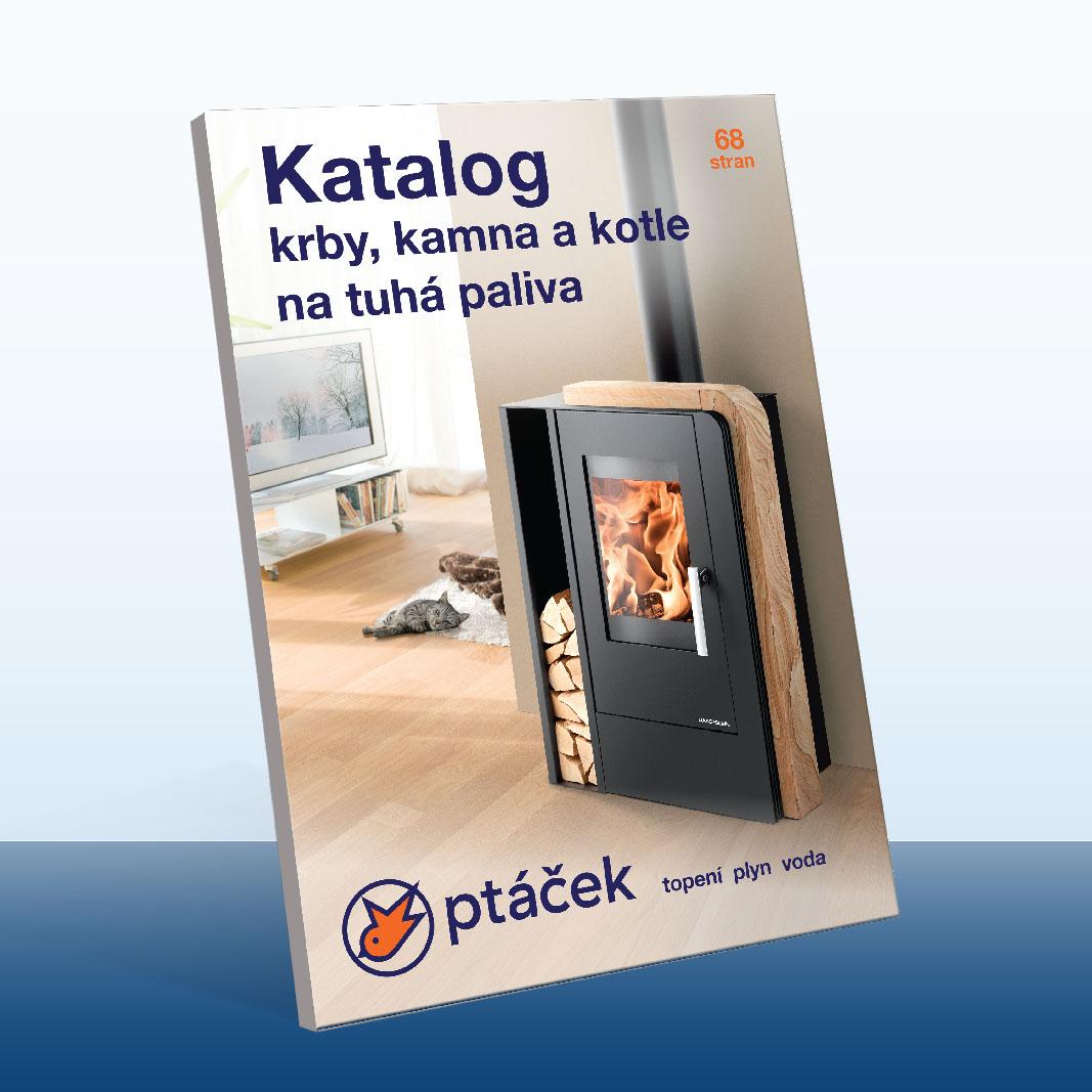 Katalog krby a kamna 2017/18 - Ptáček - Velkoobchod, a.s.