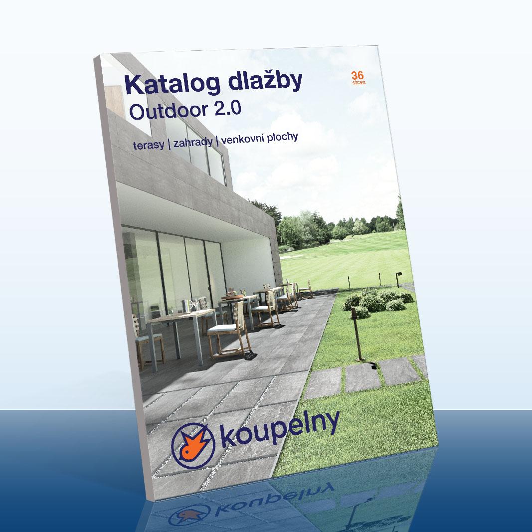 Katalog venkovní dlažby Outdoor 2.0