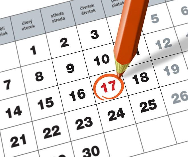 Otevírací doba na státní svátek 17.11.