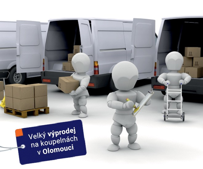 Výprodej až -70% a rozšíření studia v Olomouci
