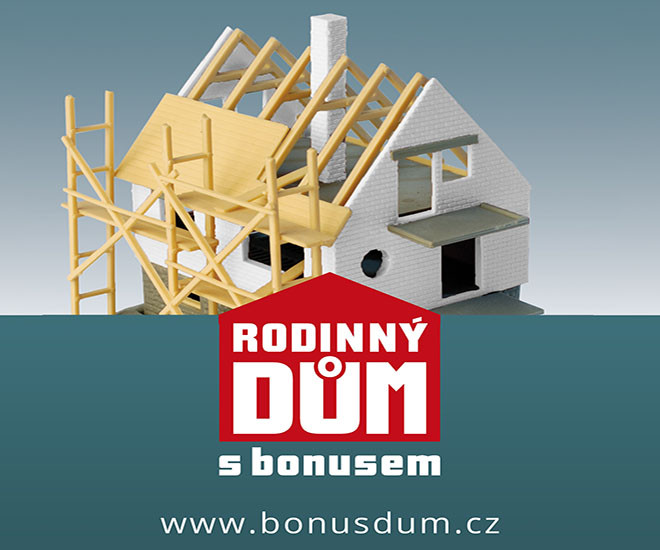 Spolupracujeme: RD s bonusem