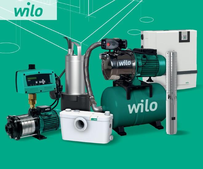 Akce WILO Domestic 2021