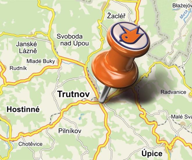 Nově otevřeno - KS Trutnov