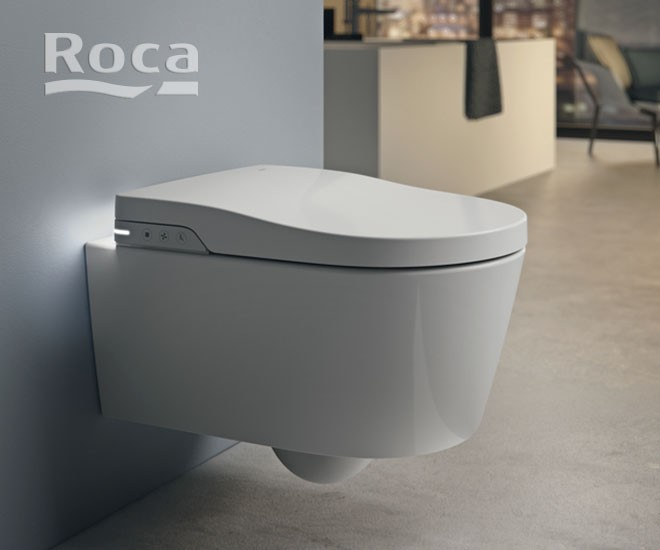 WC ROCA Inspira In-Wash®