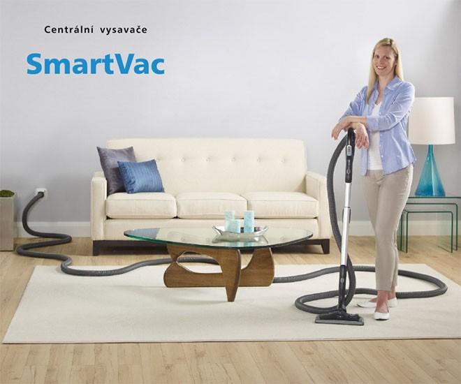 Centrální vysavače SMARTVAC