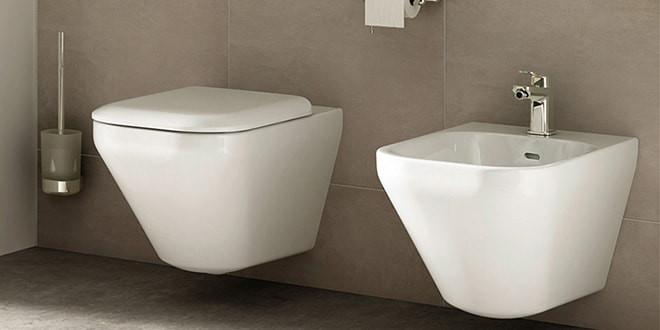 Toalety s technologií AQUABLADE