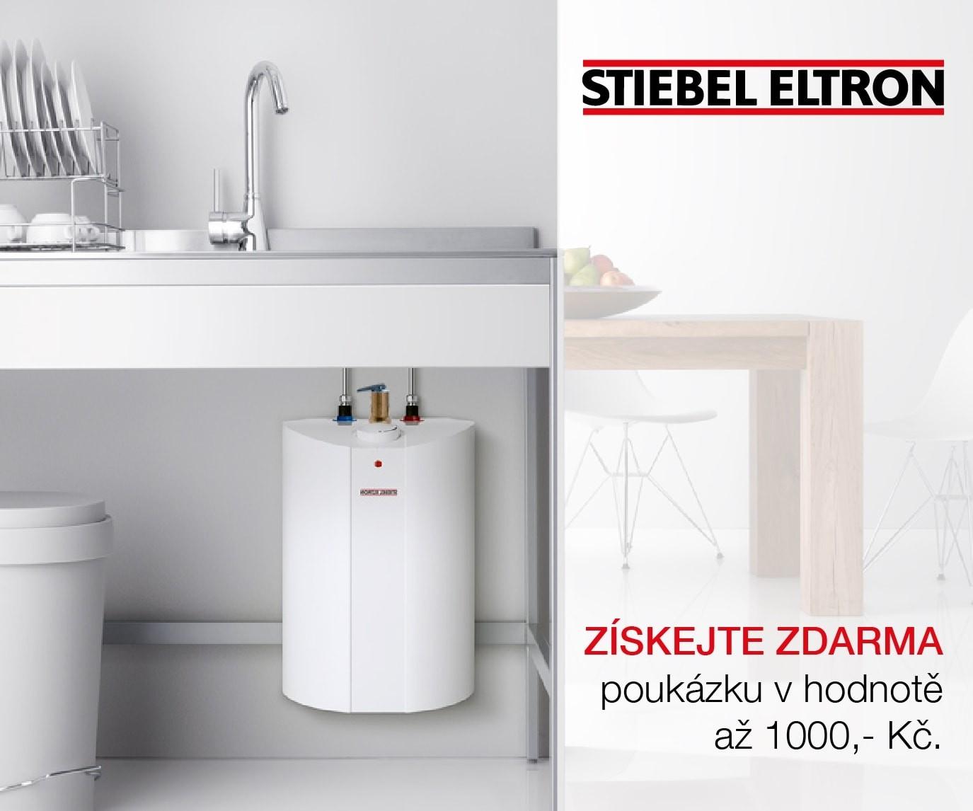 Akce pro montážní firmy STIEBEL ELTRON
