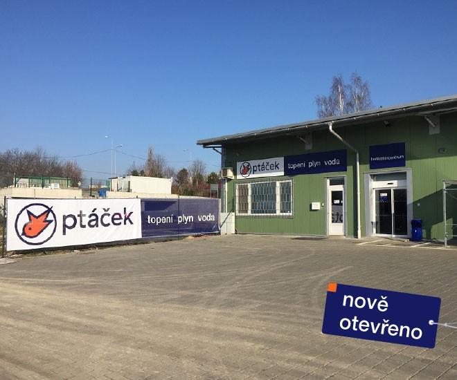 Nově otevřeno - IC Brno - Líšeň