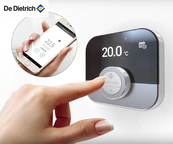 Inteligentní regulátor DeDietrich Smart TC°