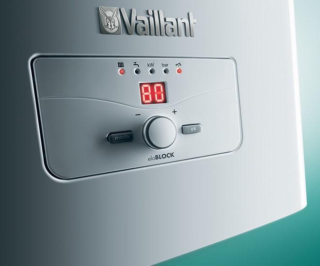 Elektrokotle VAILLANT eloBLOCK