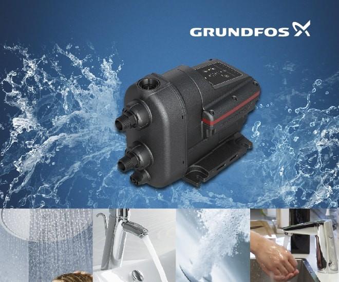 Grundfos SCALA2 - Domácí vodárna nové generace