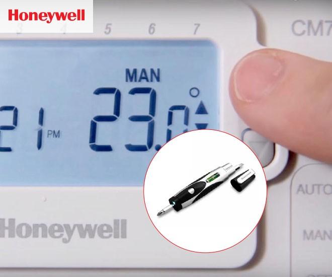 Dárek k termostatům CM HONEYWELL