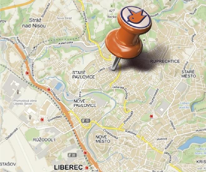 Nově otevřeno - IC Liberec - Pavlovice