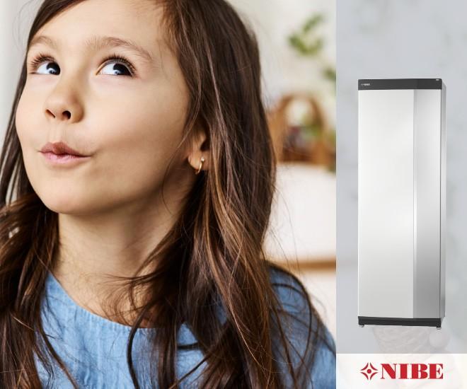 """NIBE představuje novou řadu tepelných čerpadel s označením """"S"""""""
