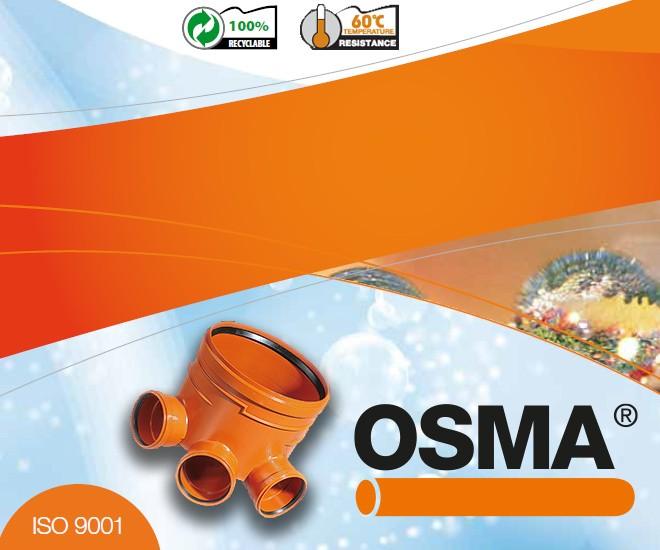 Kanalizační šachty OSMA RV v akci!