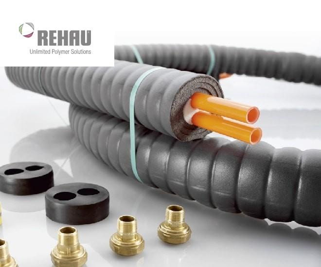Předizolované potrubí - chytrá a efektivní montáž