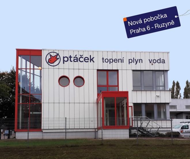Nová pobočka Instalatércentra v Praze 6 - Ruzyni