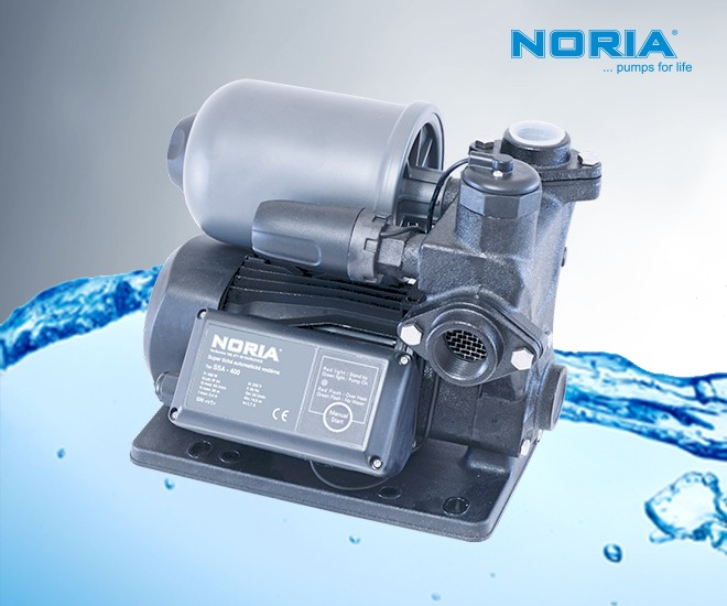 Domácí vodárna nové generace Noria SSA-600