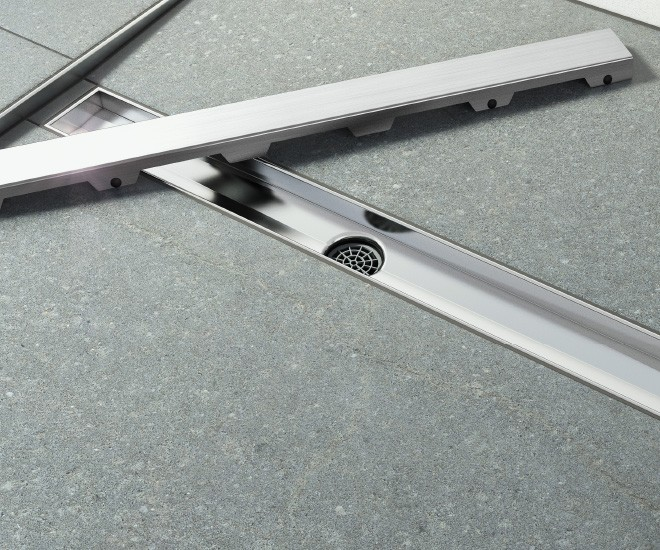 Nově nabízíme sprchové žlaby Concept 200 EVO a Concept 300