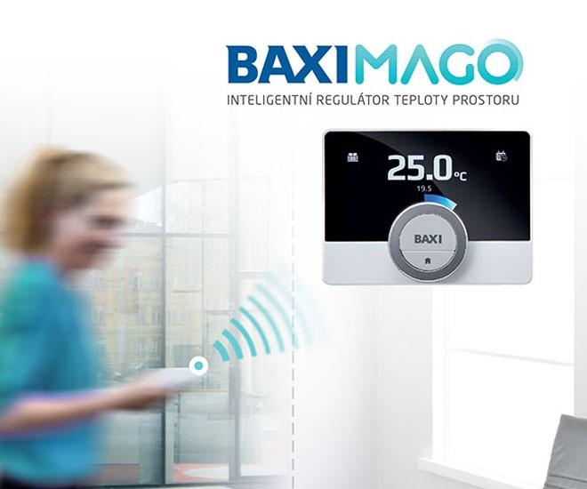 Inteligentní termostat BAXI MAGO