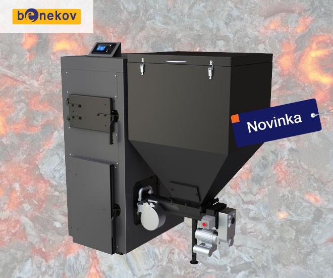 Automat na uhlí BENEKOV B25