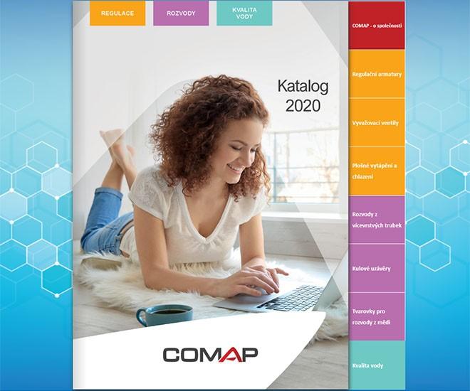 Nový interaktivní katalog Comap 2020
