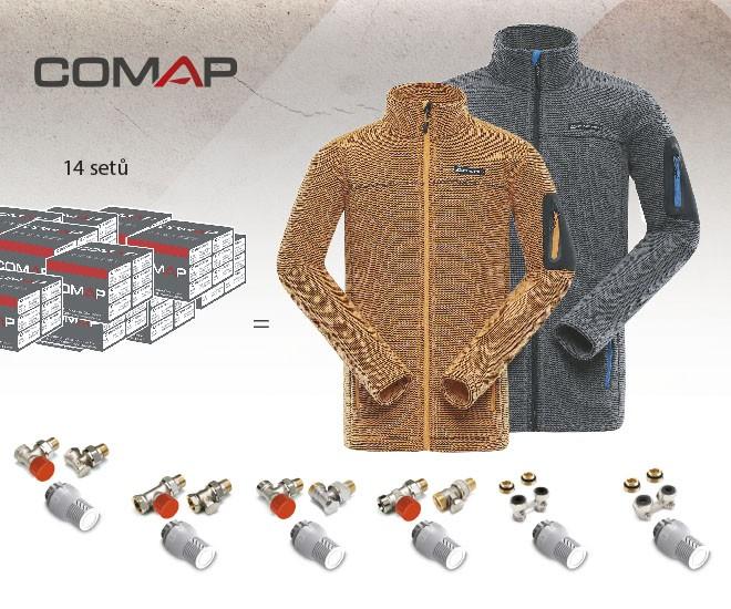 Svetr za nákup setů COMAP