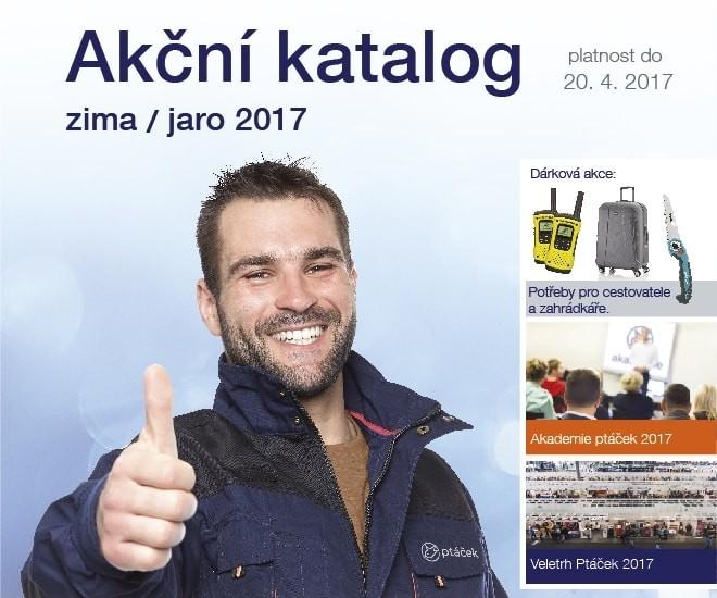Nový akční velkoobchodní katalog ZIMA/JARO 2017