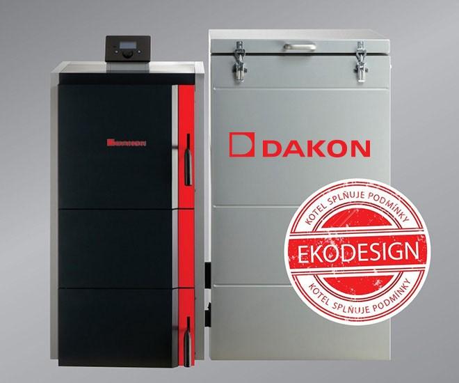 Nový automatický kotel DAKON 5N