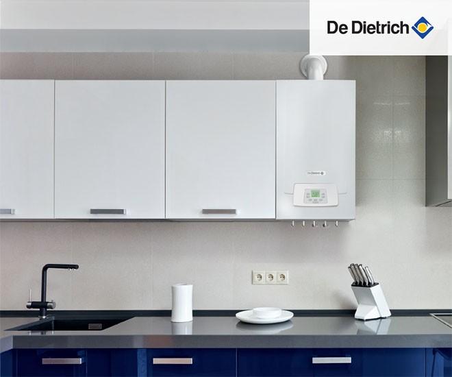 DeDietrich MPX COMPACT/BIC ekonomické řešení
