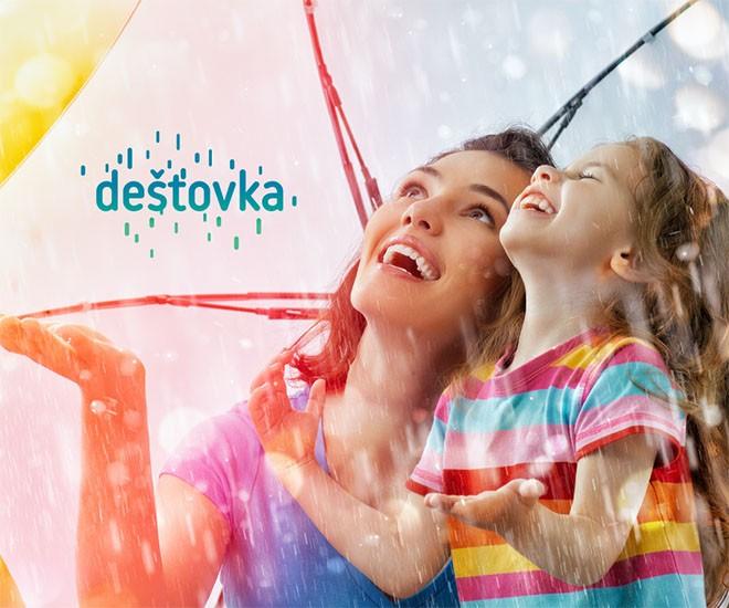 Aktuální stav dotace Dešťovka