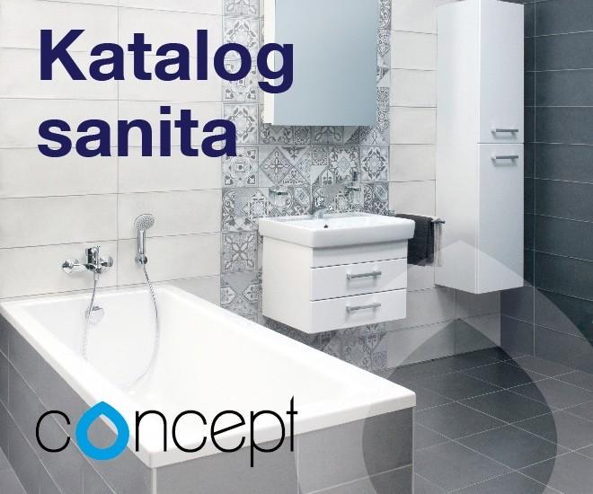 Nový katalog Concept sanita!