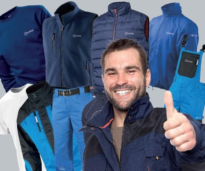Oblečení za nákup výrobků značky Concept