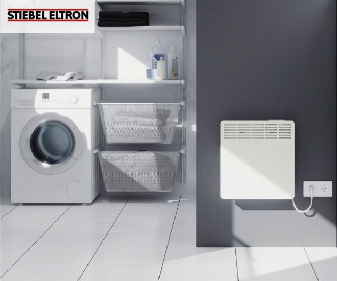 Elektrické přímotopy STIEBEL ELTRON CNS trend U s řadou novinek