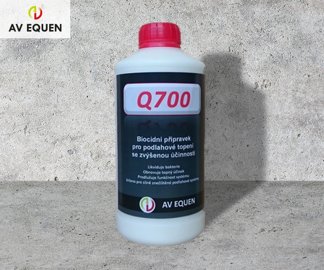 Biocidní ochrana Q700
