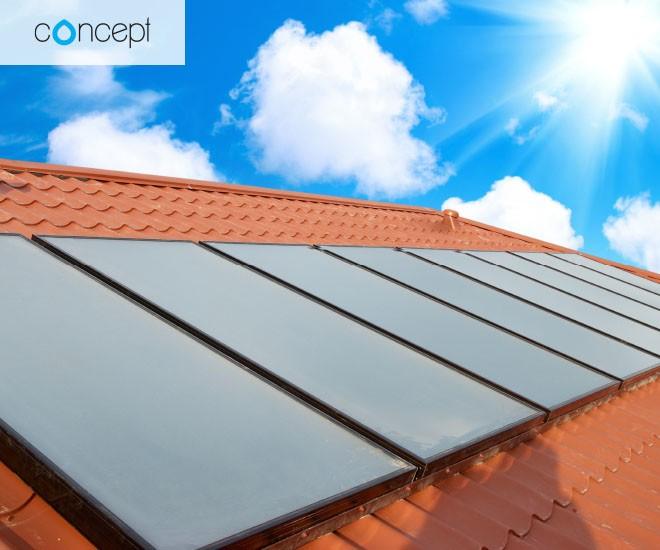 Nové akční solární sestavy Concept