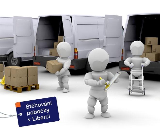 Stěhování IC Liberec