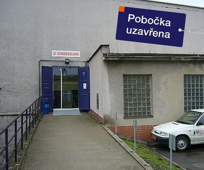Uzavření Instalatércentra Brno-Židenice