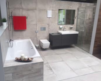 Koupelny Ptáček: Koupelnové studio Zlín - Březnice