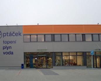 Instalatércentrum Zlín - Ptáček - velkoobchod