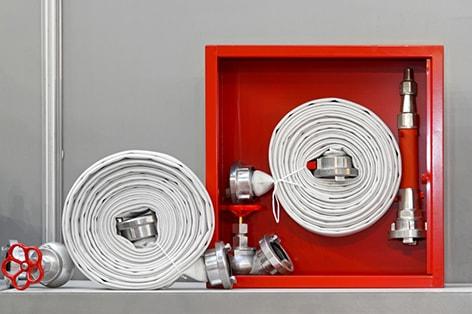 Požární ochrana a hydranty