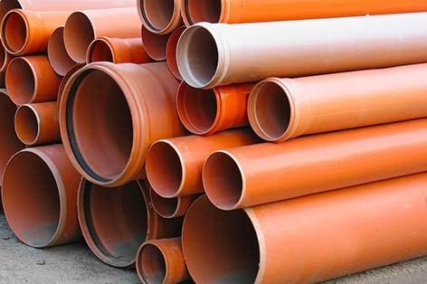 Trubky a tvarovky kanalizace