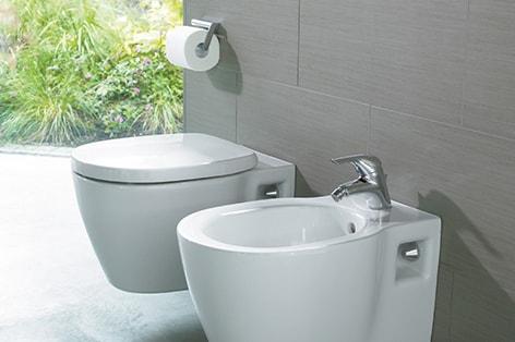 WC a bidety